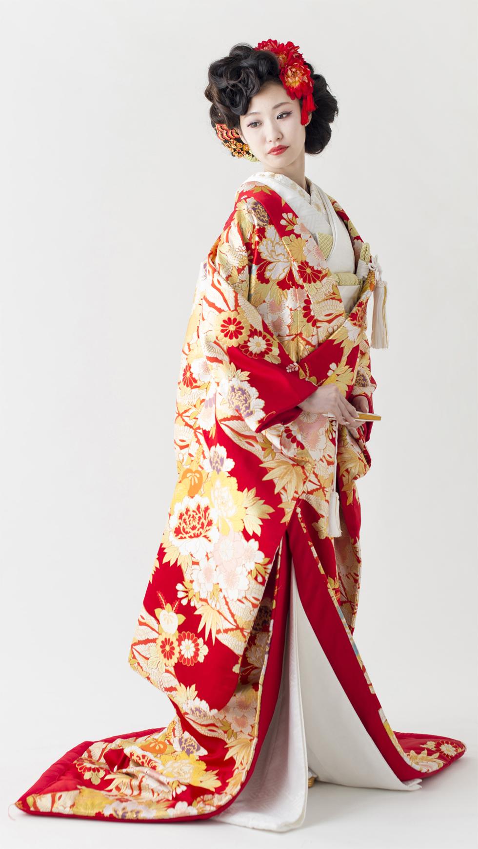 【日本橋髙島屋マ シェリ】和装 洋装 結婚式の御衣装