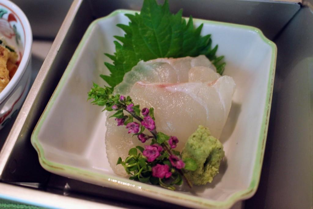 日本料理 縁のランチへ その2