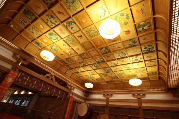 鳩森八幡神社 結婚式プラン