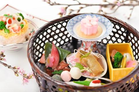 庭のホテル東京 結婚式 試食会
